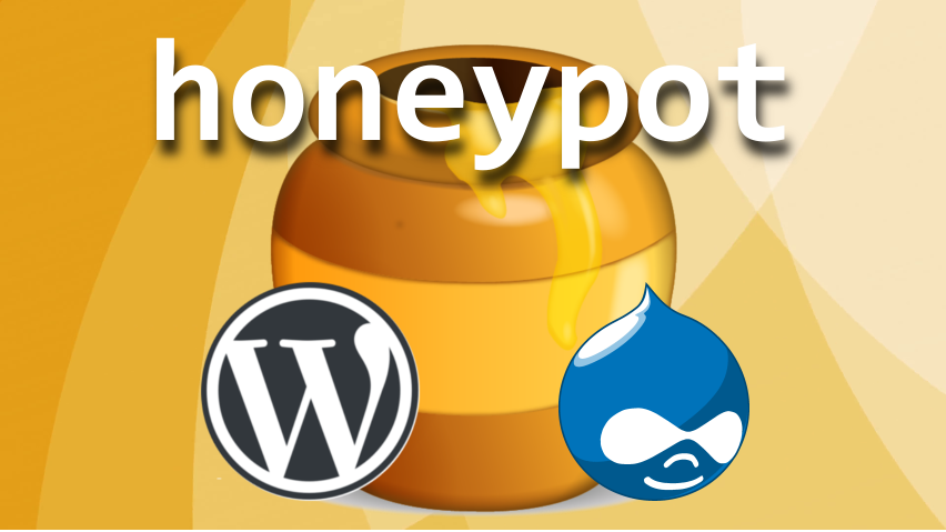 How to turn any website into Wordpress/Drupal honeypot
